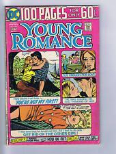 Young Romance #201 DC Pub 1974