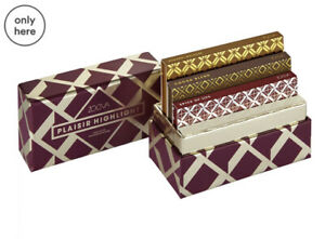 ZOEVA Plaisir Highlight Set of 3 Palettes Highlighter Box 3x2x3.2g/ 3x2x0.11oz.