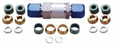 S.u.r. And R Auto Parts AC128 Dual Purpose A/c Line Repair/in-line Filter Kit