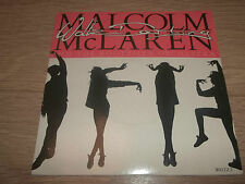 "MALCOLM MCLAREN AND THE BOOTZILLA ORCHESTRA "" WALTZ DARLING "" 7"" P/S  EX/EX"