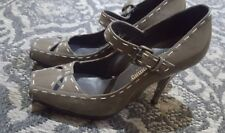 Gorgeous! Russell and Bromley Patent Leather Heels shoes ~Size 3.5 - 4~ EU 36.5