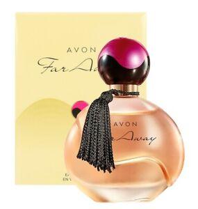 AVON FAR AWAY Eau de Damen Parfum Spray 50ml NEU/OVP