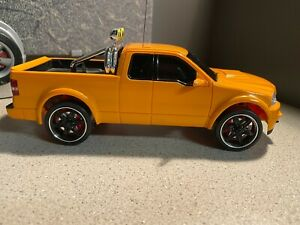 XMODS FORD F150  - GREAT SHAPE, 4WD, HEAD & TAIL LIGHTS, NEONS UNDERBODY, LOADED