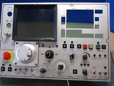 MORI SEIKI SL2 FANUC 6T OPERATOR CONTROL PANEL A860-0200-T021 A02B-0047-C424