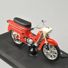 JAWA 50 Type 21 1/18 Scale 118M-011c Red Motorcycle Model Diecast Autobike Toys