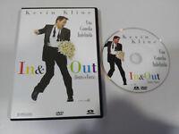 Out Dentro O Fuori Kevin Kline DVD + Extra Spagnolo English