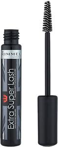RIMMEL London Extra Super Lash Building Mascara 8ml - 101 Black Black *NEW*