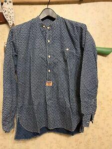 Mister Freedom Calico Trade Shirt - Pueblo - size 39/M