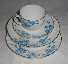 Kay & Co Worcester Teacup Saucer and 2 Salad Plates