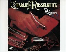 CD CHARLIE MUSSELWHITEace of harps1990 EX- (A4355)