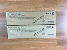 2 Xerox 108R00815 WorkCentre 6400 Transfer Roller & Ozone Filter Same Day Ship!!