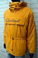 Giubbotto Parka Uomo OVERLAND XL Giacca Cappotto Giubbino Giaccone Jacket Man