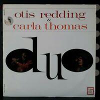 Rare LP 33T - Otis Redding & Carla Thomas  Duo - or.fr 1967 – STAX-69003 (TBE)