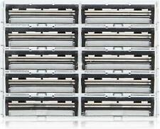 100 Personna Twin Pivot Plus Blades for Trac2 and Atra Razors