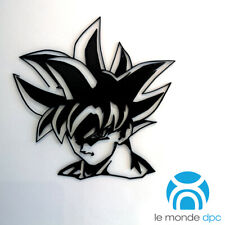 Dragon Ball Goku Wall Art Hanging Decoration Origami Style - Pick Your Colour