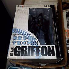 Kaiyodo Revoltech 020 Griffon Patlabor, Type-J9 Action Figure MIB
