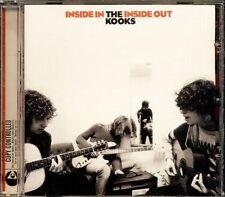 The Kooks - Inside In Inside Out CD Corriere a 5,5 Eu Sconto EU 5 su Spesa EU 50