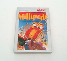 NEW SEALED MILLIPEDE Game for  Atari 2600 PAL Not for USA or Canada Orange Ver