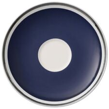 Villeroy & and Boch ANMUT Ocean Blue saucer for tea / coffee cup 15cm NEW NWL