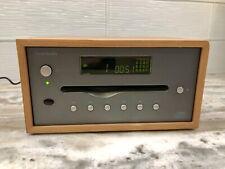 Tivoli Audio Model CD Player No Remote Used READ