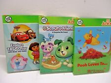 Tag Junior Board Books by Leapfrog Lot of 3 Board Books
