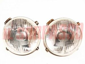 Groups Optical Lights Fiat 850 124 Special Coupe 238 1100 D R Mini. Towing