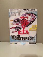 Solar Monsterboat DiY Tech-Kit
