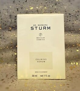 Dr Barbara Sturm~CALMING SERUM~30ml / 1 fl oz~Sealed in Box~Ships Free~MSRP $250