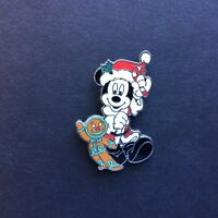 DLR - Happy Holidays 2008 - Mini-Pin Boxed Mickey Mouse Only LE Disney Pin 66481