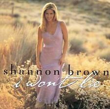 I Won't Lie / Tour of My Heart by Brown, Shannon