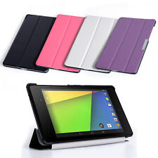 Accessories Asus Google Nexus 7.2 2.0 II PU Leather Slim Hard Case Cover Stand