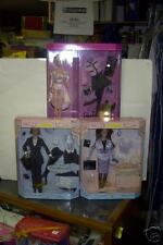 #5926 NRFB Mattel Barbie Millicent Roberts Collection 3 Barbie Giftsets