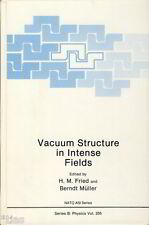 NATO ASI Series Physics 255 Fried Müller Vacuum Structure in Intense Fields