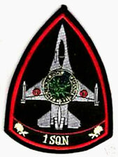 FIGHTING FALCON SERIE: F-16 BAF 1ST SQN SWIRL BELGIAN AIR FORCE 1ST SQN INSIGNIA