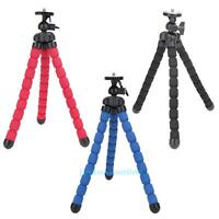 Large Flexible Octopus Bubble Tripod Mount Stand Holder For Digital DSLR Camera
