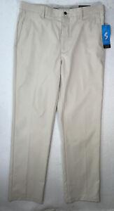 NWT Callaway Pro Spin 3.0 Golf Pants Men's Sz 34x33 Khaki Stretch Comfort⛳️