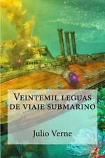Veintemil Leguas de Viaje Submarino by Julio Verne (2016, Paperback)