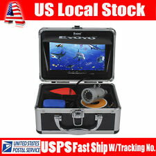 "1EYOYO 7"" TFT Color Monitor Underwater 50M Fish Finder Fishing Camera 1000TVL HD"