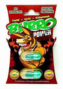 Burro Power 550K - 2ct