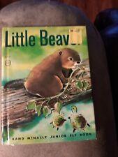 Little Beaver, Maria M. Di Valintin, 1963, Rand McNally Junior Elf Book