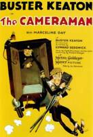 OLD MOVIE PHOTO The Cameraman Poster Buster Keaton 1928 2