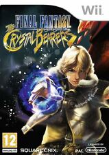 Final Fantasy Crystal Chronicles Crystal Bearers Nintendo Wii Game