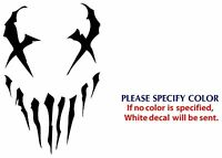 Mushroomhead Metal Music Graphic Die Cut decal sticker Car Truck Boat Window 7""