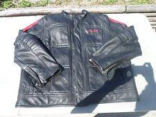 "Original Sean John Leather Jacket TIGER JAPAN 27"" CHEST"
