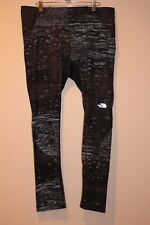 The North Face Motus Tight Ii Women's Pants Xl Black/Grey New