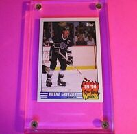 1990-91 Topps Tiffany Wayne Gretzky Los Angeles Kings #12