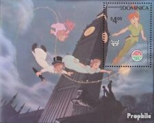dominica block65 (complete issue) unmounted mint / never hinged 1980 Peter pan o
