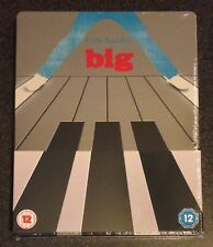 BIG Blu-Ray SteelBook UK Exclusive Extended Cut Region Free Tom Hanks OOP & Rare
