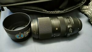 Sigma 100-400 DG OS C Canon EF mount Used good condition
