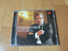 "Fedoseyev - Tchaikovsky : Symphony ""Manfred"", Suite No. 4 ""Mozartiana"" - CD NEW"